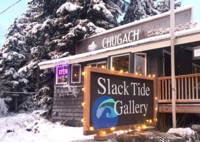 Slack Tide Gallery