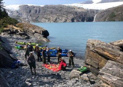 Kayak Prince William Sound